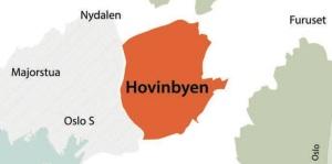 hovinbyen